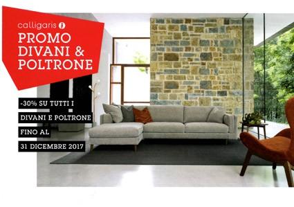 Promo Divani & Poltrone - 30%