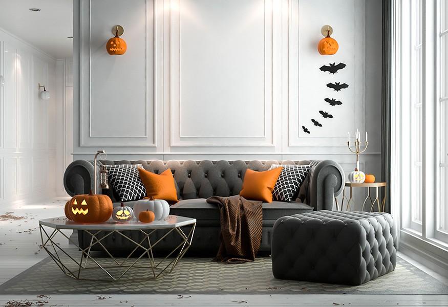Decorazioni magadesign for Decorazioni halloween casa