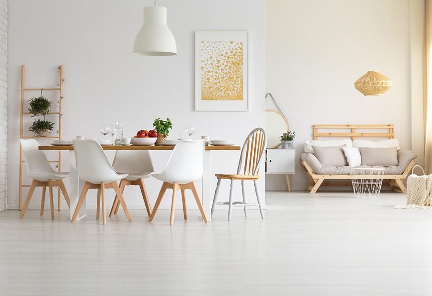 Casa Total White Per Un Look Minimal Chic