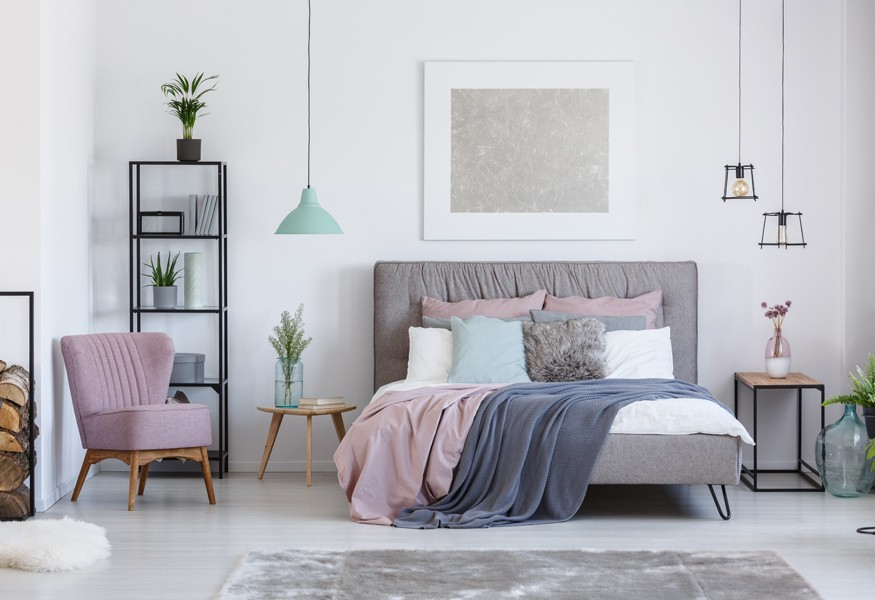 I comodini della camera da letto