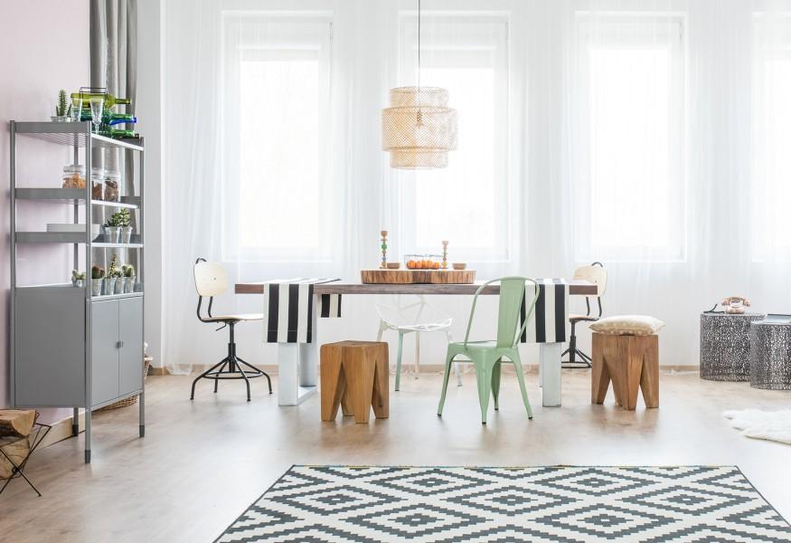 Idee Arredamento Casa Low Cost Stile Industriale E Stile Nordico