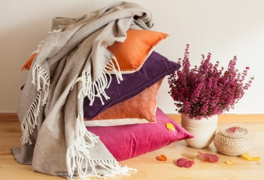 Idee creative per decorare la casa in autunno