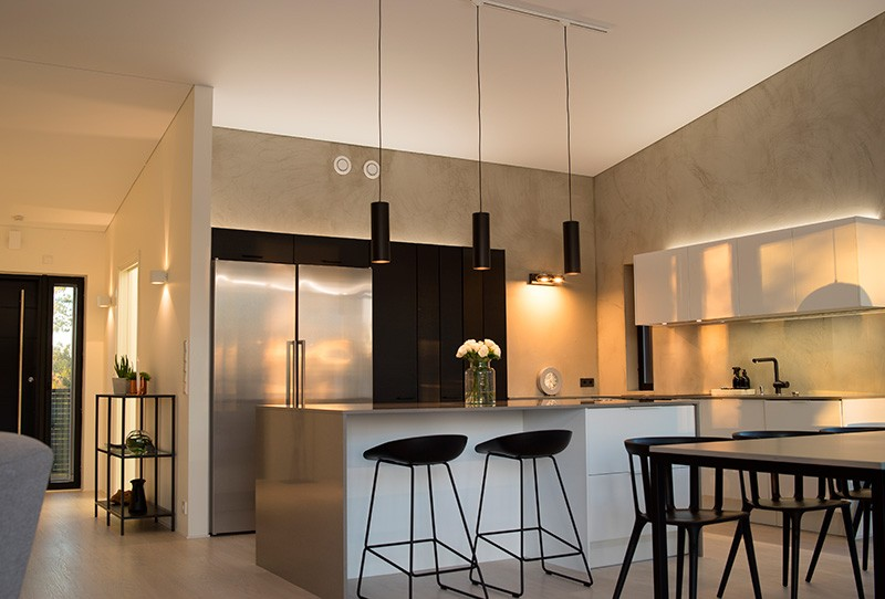 Illuminazione casa per valorizzare gli ambienti ecco come fare - Illuminazione casa moderna ...