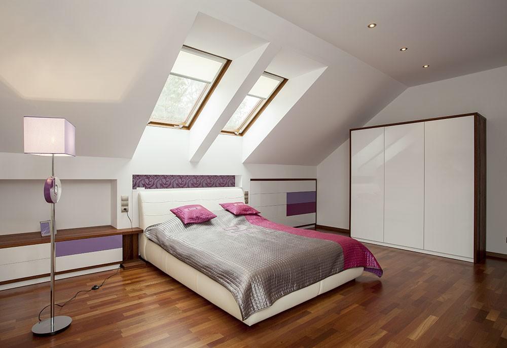 Camera da letto in mansarda consigli per un risveglio magico for Case kit 1 camera da letto