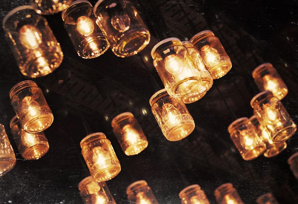 Lampada Origami Di Edward Chew : Illuminazione ecosostenibile e di design riciclo e fai da te