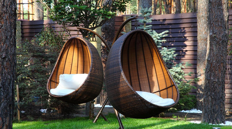 Poltrone In Vimini Da Interno arredo elegante e romantico: mobili, sedie e poltrone in vimini.