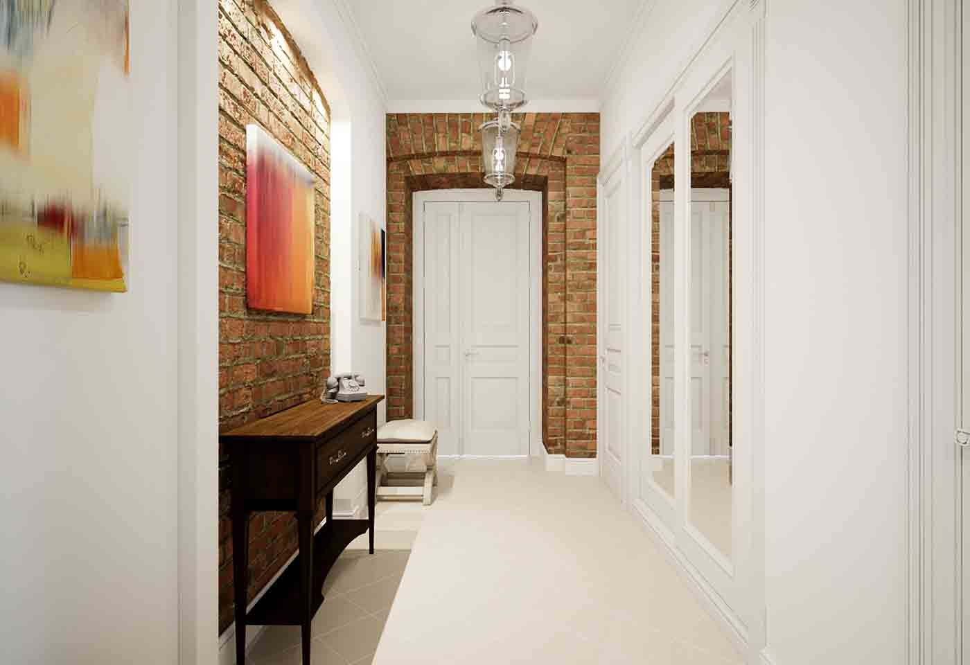 Mobili Per Corridoio E Ingresso : Come arredare al meglio un corridoio estetica e funzionalità