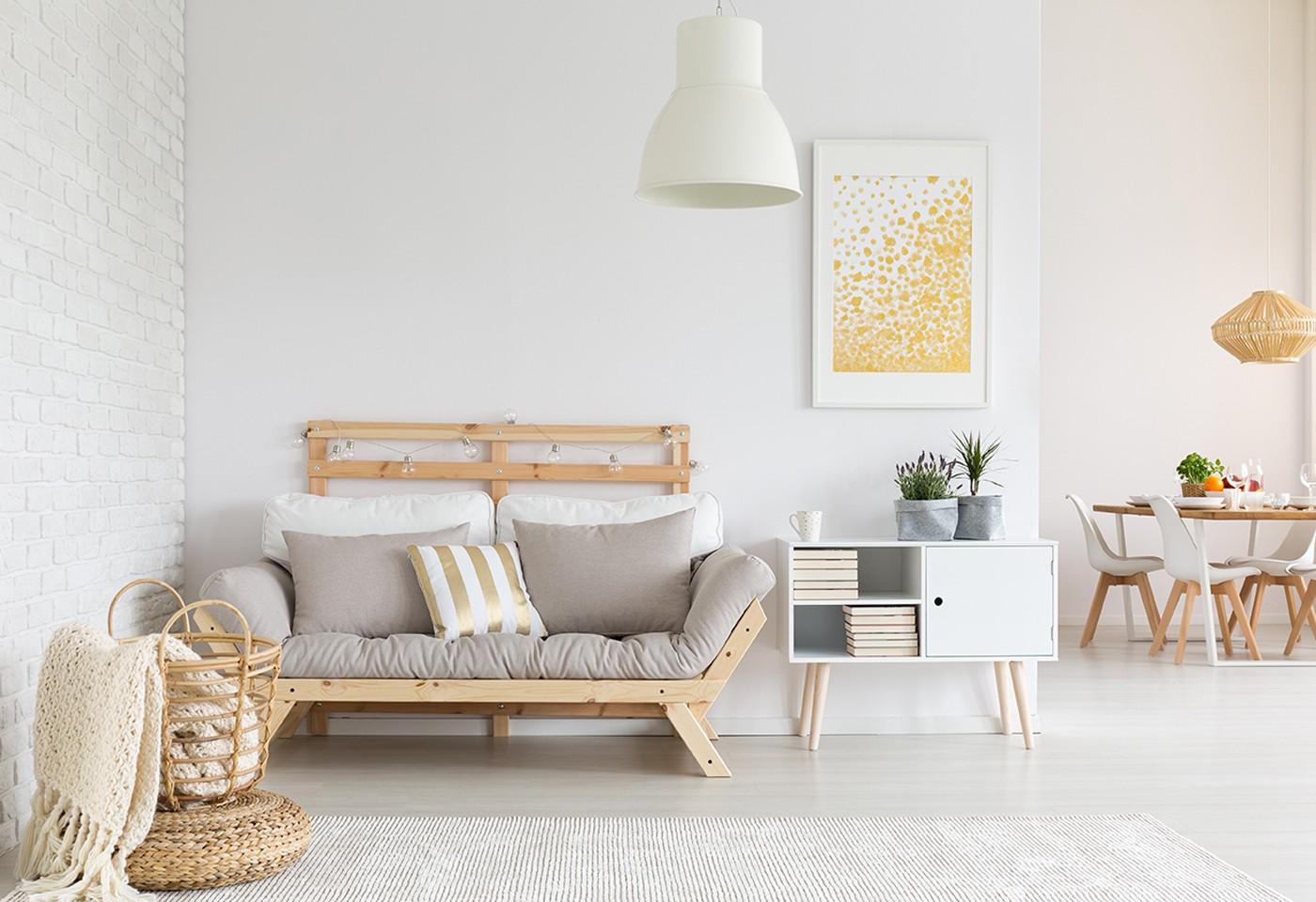 Idee arredamento casa low cost stile industriale e stile for Arredamento originale casa