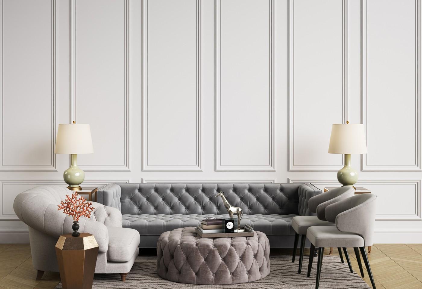 Arredamento classico moderno spazi sofisticati ed eleganti for Home arredamento