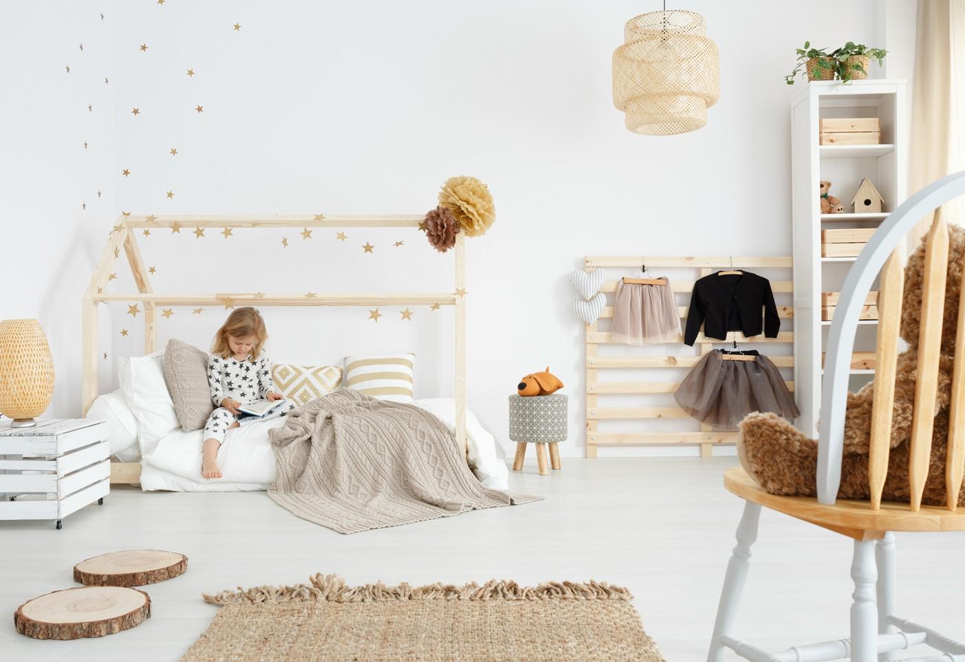 Casa total white per un look minimal chic for Casa minimal chic