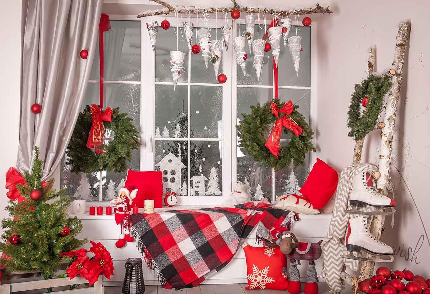 Decorazioni natalizie come sceglierle for Arredare casa a natale