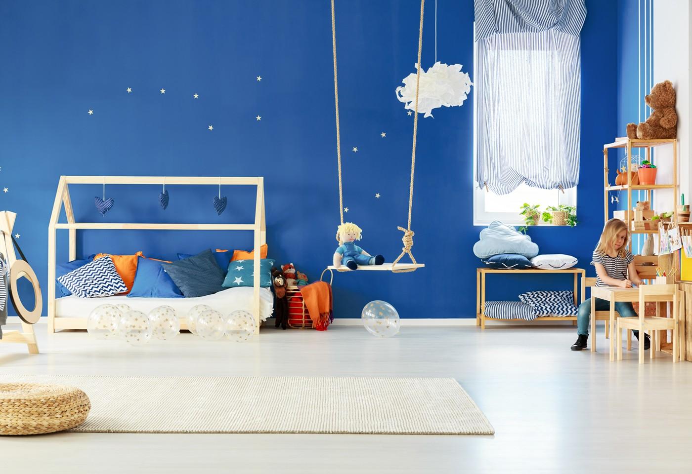 Idee Pittura Cameretta Bambina consigli per scegliere i colori per la cameretta del tuo bambino
