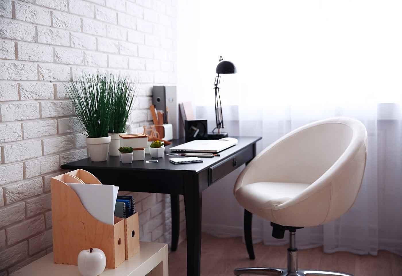 Ufficio In Casa Idee : Come arredare un ufficio a casa e fuori casa
