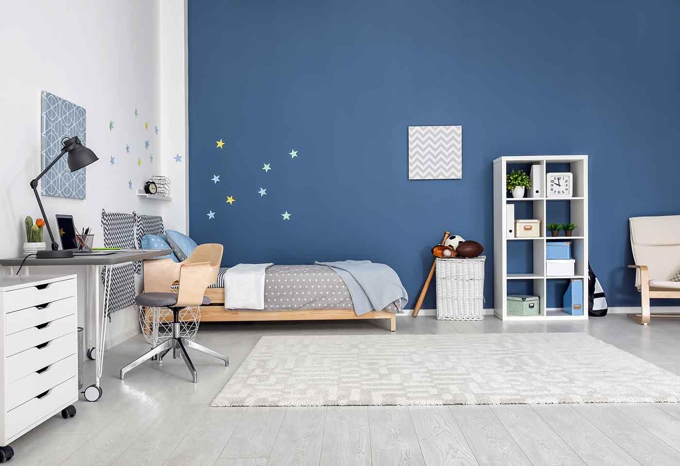 Idee Pittura Cameretta Bambina camerette per bambini: una fiaba in versione design.