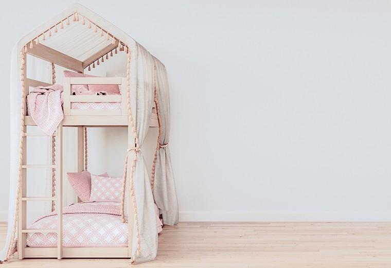 Letto A Forma Di Castello.Letto Montessori Bimbi Liberi Anche Nelle Ore Di Riposo