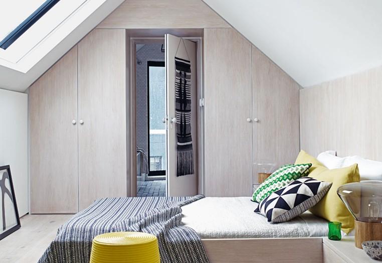 Come arredare una mansarda 5 idee e consigli utili for Camere da letto basso costo