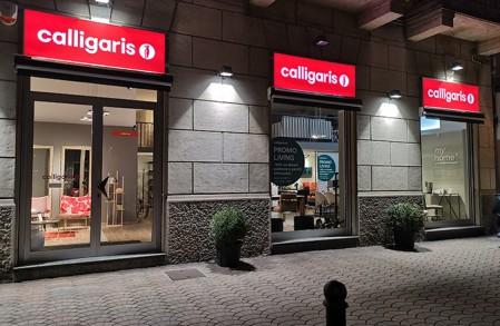 STORE Calligaris Milano Bocconi