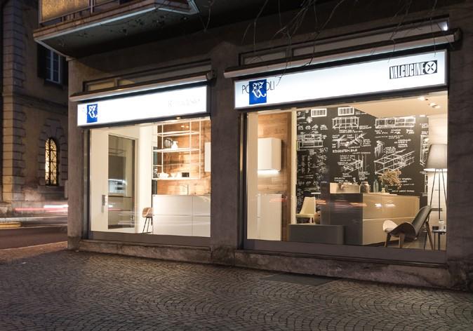 Pozzoli progetti e servizi como co negozio di for Negozi arredamento como