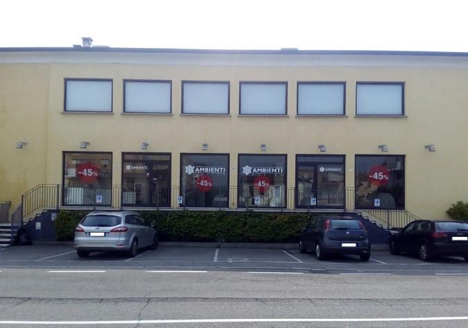 Ambienti ufficio sas negozio di arredamento a verona for Negozi arredamento verona