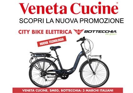 Promozione City Bike Elettrica