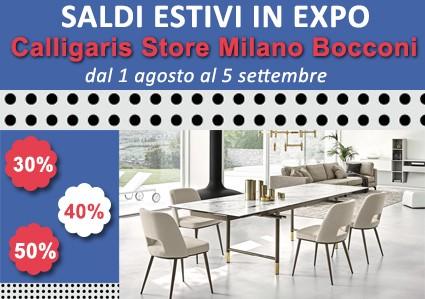 Promozione CALLIGARIS Milano Bocconi